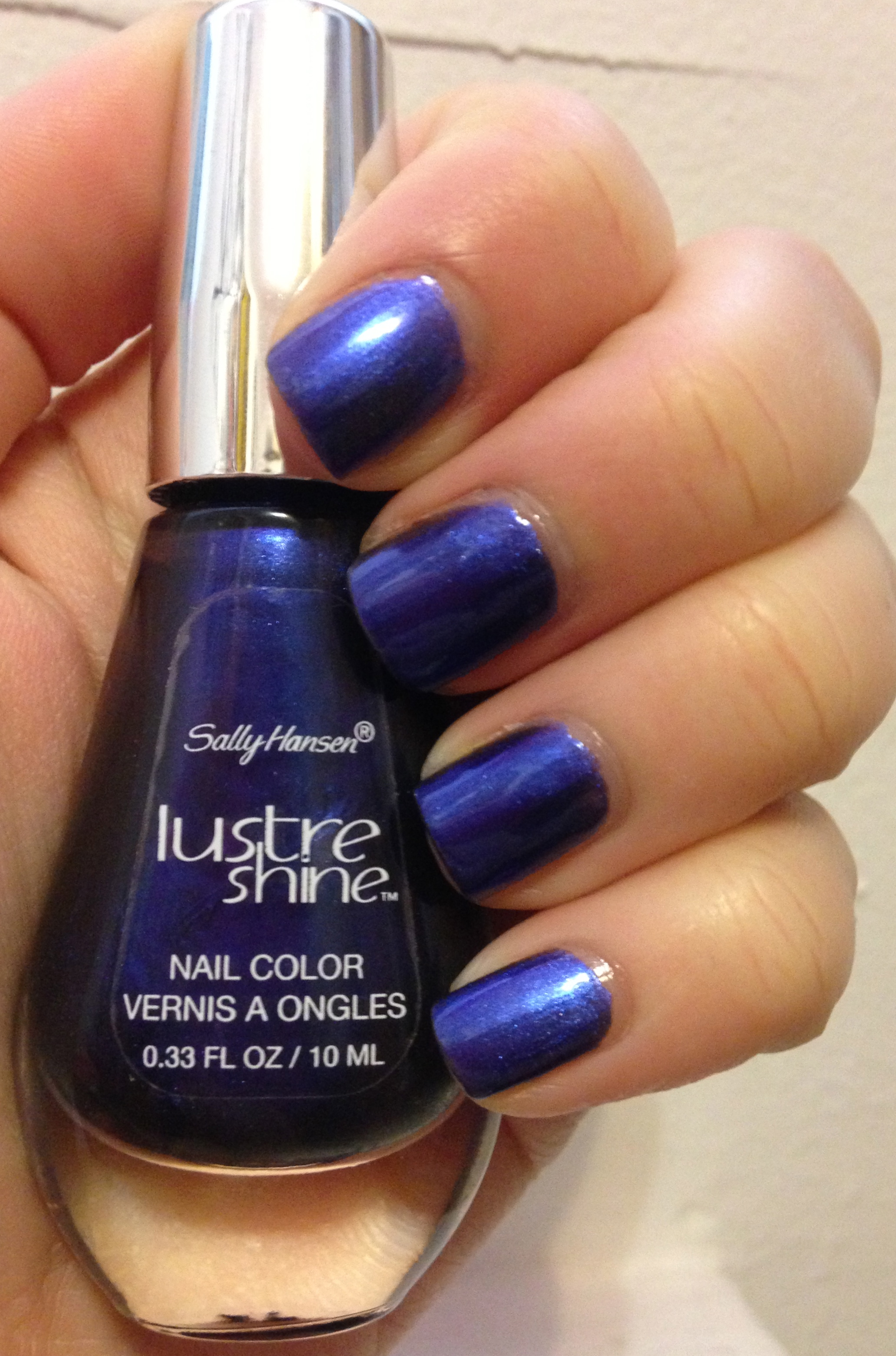 See the Dimension with Sally Hansen Lustre Shine – Adventures in ...